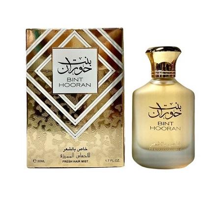 Bint Hooran parfum cheveuc hair mist ARD AL ZAAFARAN 50ml