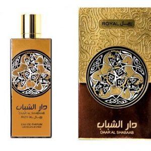 Daar Al Shabaab Royal parfum oriental ard al zaafaran
