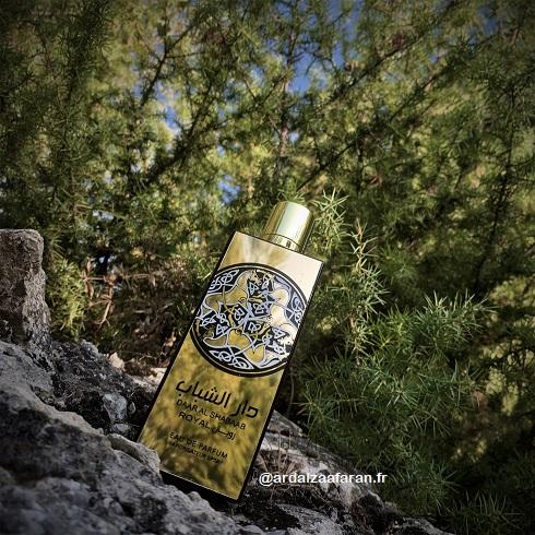 Daar Al Shabaab Royal Ard Al Zaafaran Irish fragrance