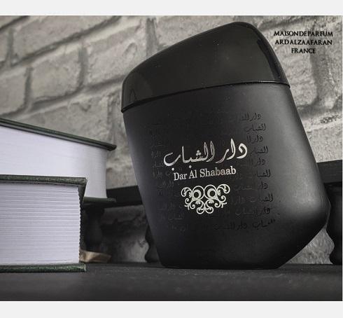 Dar Al Shabaab eau de parfum ard al zaafaran