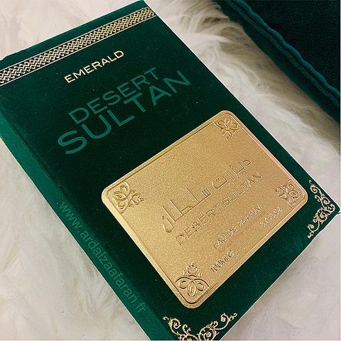 Desert Sultan Emerald Parfum Unisexe Oriental ARD AL ZAAFARAN