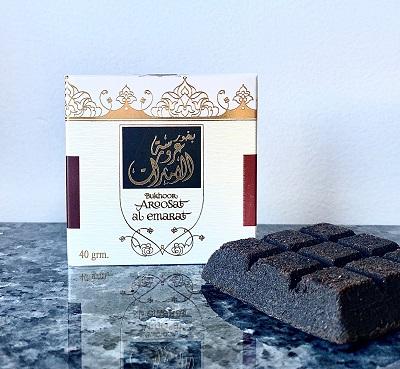 Encens Bint Hooran 40gr Bakhoor Bint Hooran Ard Al Zaafaran
