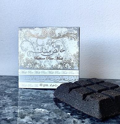 Encens Pure Musk 40gr Bakhoor Pure Musk Ard Al Zaafaran