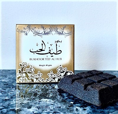 Encens Teef Al Hub 40gr Bakhoor Teef Al Hub Ard Al Zaafaran