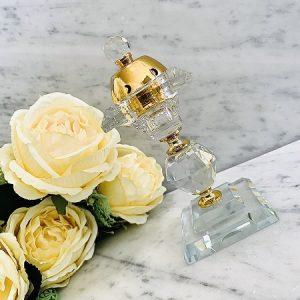 Encensoir crital Oriental ZAYED GOLD ARD AL ZAAFARAN parfum d'ambiance bakhoor encens