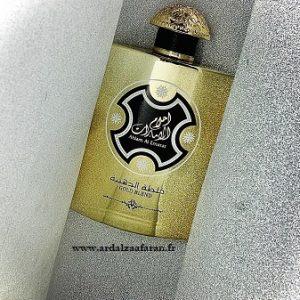 Gold Blend Eau De Parfum Unisexe Orientale Ard Al Zaafaran 100ml