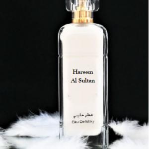 Hareem Al Sultan eau de milky 100ml parfumm femme hareem al sultan