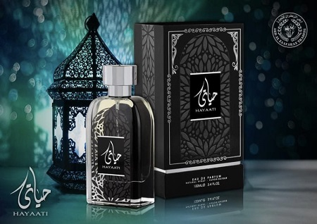 Hayaati homme Eau de parfum ARD AL ZAAFARAN 100ml