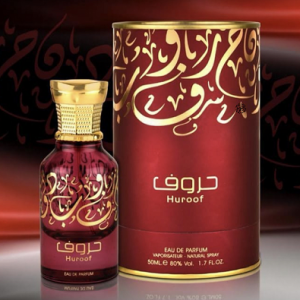 Huroof Parfum 50ml ARD AL ZAAFARAN unisexe