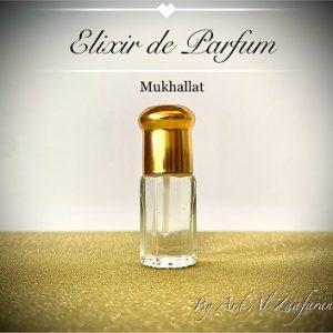 Musc Mukhallat ARD AL ZAAFARAN huile de parfum orientale