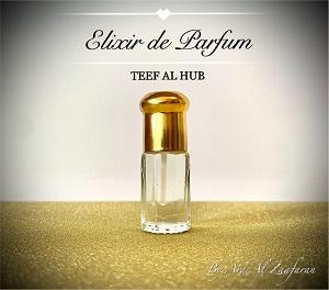 Musc TEEF AL HUB Elixir de parfum Ard Al Zaafaran