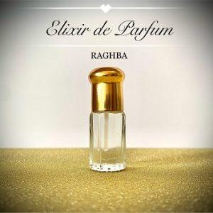 Musc ragha 3ml elixir de parfum ard al zaafaran