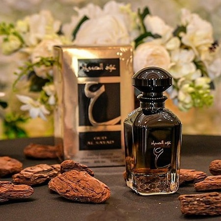 Oud Al Sayyad 100ml eau de parfum unisexe orientale ARD AL ZAAFARAN OUDALSAYYAD