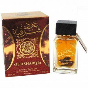 Oud Sharqia, parfum avec du bois de oud