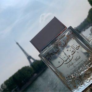 Pure Musk - Khalis musk - Lattafa -www.ardalzaafaran.fr