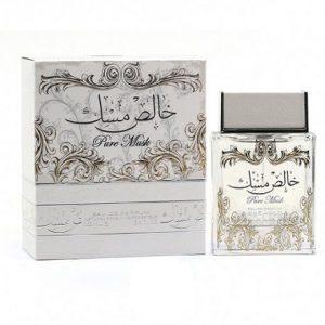 Pure musk Lattafa - by ard al zaafaran - parfumerie orientale