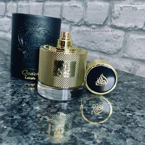 Qaeed de Lattafa Parfum oriental . Ard Al Zaafaran