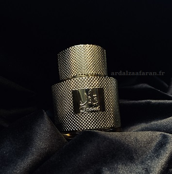 Qaaed Qaa'ed parfum oriental unisexe 100ml ou 50ml ard al zaafaran lattafa