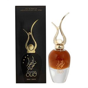 Shalimar Oud 70ml eau de parfum oriental ard al zaafaran
