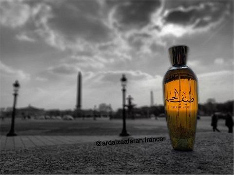 Fragrance Teef Al Hub 100ml ard al zaafaran