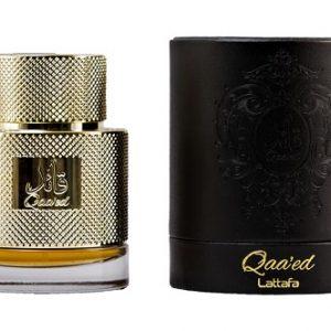 Qaaed de Lattafa un parfum oriental